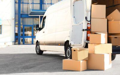 La pluralité des véhicules disponibles pour un déménagement