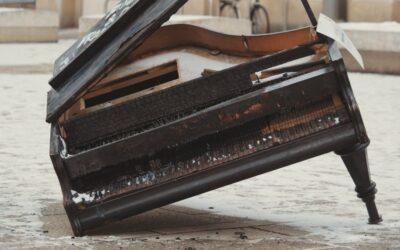 Le monte-meubles: l'équipement indispensable pour déménager un piano