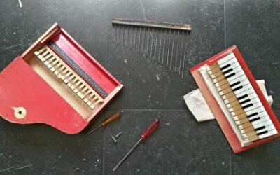 Tout ce que vous devez savoir pour démonter un piano droit